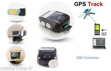 Traceur GPS GSM Tracker Vehicules Auto Camion OBDII OBD2 scanner diagnostic