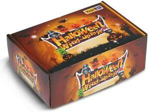 Halloween Citrouille fantôme fantôme Skull Wind Up Toys, Jouets de Saut drôles p