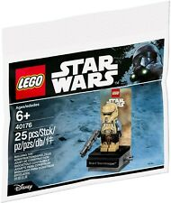 "LEGO® Star Wars™ (40176) ""SCARIF STORMTROOPER"" Polybag Minifigure (SEALED)"