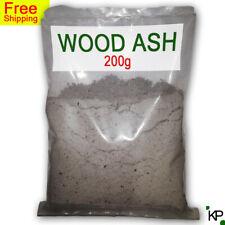 100% Pure Hard Wood Ash es Gardening Compost Fertilizer Pottery Soap Choose Size