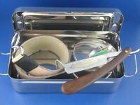 Rasiermesser Set Solingen Paste mit Streichriemen Seifenschale von I-NRW Germany