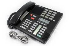 BT Meridian Norstar M7310 Telephone in Black - NT8B22AA