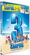 Camping 3 inclus le 1 et 2 DVD NEUF SOUS BLISTER