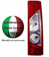 FANALE POSTERIORE DESTRO FIAT SCUDO 07> BIANCO-ROSSO FANALINO STOP POST DX