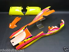 CARROSSERIE 4 PIECES MIXED COLOR  KM ROVAN HPI BAJA 5B SS 1/5 H1-1