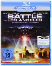Battle of Los Angeles in 3D ( Action-Sci-Fi BLU-RAY ) Darin Cooper, Nia Peeples