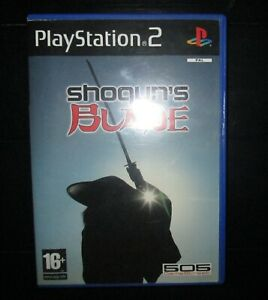 SHOGUN'S BLADE (PS2)