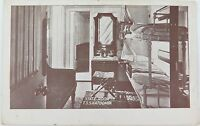 .RARE EARLY 1900'S POSTCARD OF THE T.S.S. KATOOMBA STATE ROOM.