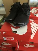 BRAND NEW Nike Air Presto Triple Black Size Medium (10-11) SHIPS SAME DAY