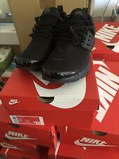 BRAND NEW Nike Air Presto Triple Black Size Medium (10-11) SHIPS SAME DAY