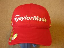 TAYLORMADE BURNER / R11 GOLF HAT BY TAYLORMADE TMAX GEAR----NEW WITH TAGS