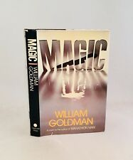 Magic-William Goldman-SIGNED!-INSCRIBED!-TRUE First/1st Edition!-Princess Bride!