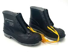 Onguard Industries Boots Mens Size US 9 Steel Toe Steel Shank Rubber Work 2413