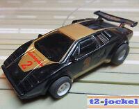 Pour H0 Circuit Routier Électrique Course Modellbahn - Lamborghini de Tyco,Inc.