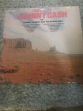 JOHNNY CASSIDY - Tribute To Johnny Cash -  LP Record Chevron CHVL 071