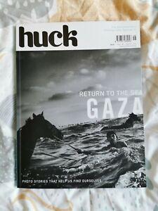 Huck Magazine Issue 46 September/October 2014
