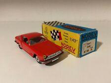 norev plastique 1/43 vintage idem minialuxe / FIAT 2300 S