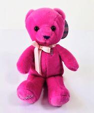 "Barbie Pajama Fun Plush Beanbag 8"" Bear Target Exclusive Mattel 2000"