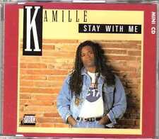 Kamille - Stay With Me - CDM - 1998 - Reggae Pop 5TR