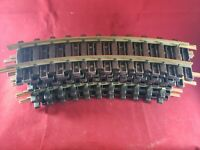 TRAIN - LGB 12x1100 r600 Curved Track G Scale
