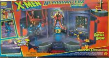 SEALED 1995 TOY BIZ X-MEN HEADQUARTERS WITH DANGER ROOM MIB PLAYSET