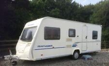 Bailey 1 Axles Mobile & Touring Caravans 6 Sleeping Capacity