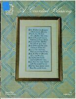 A COUNTED BLESSING  -   CROSS STITCH  LEAFLET