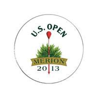 2013 US Open Merion Golf Ball Marker