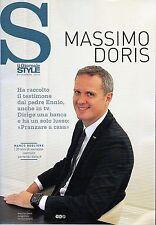 Style.Il Giornale.Massimo Doris,Marco Boglione,Carlo Taglio,Zvonimir Boban,iii