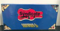 The Perfect Crime The Syndicate Godfather IV Game 1986 Mafia Sealed New Vintage