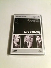 "DVD ""LA SOGA"" COMO NUEVO ALFRED HITCHCOCK JAMES STEWART JOHN DALL FARLEY GRANGER"
