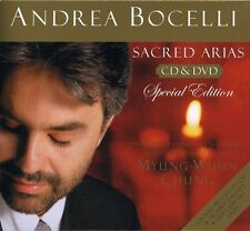 Andrea Bocelli - Sacred Arias [New CD] Holland - Import