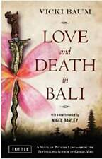 Love and Death in Bali, V Baum,
