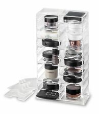 Standup Style Eyeshadow Organizer, Cosmetic Makeup Holder, 20 Storage Spaces