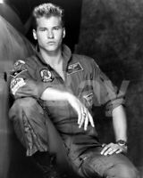Top Gun (1986) Val Kilmer 10x8 Photo