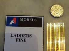Mini/Micro Ladders - 3 sets as shown making a total of 21 assorted Ladders
