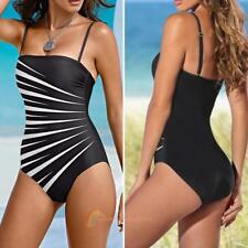 Sexy Womens One Piece Swimsuit Bathing Bikini Swimwear Beachwear Monokini Bikini