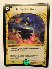 Invincible Aura Duel Masters DM06 Very Rare card FOIL TCG CCG