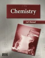 Chemistry Lab Manual by AGS Secondary Book The Fast Free Shipping