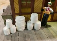 Large Scale Barrel Set