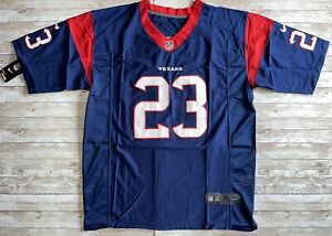 Houston Texans Arian Foster Jersey #23 Nike On Field Size XL Stitched NEW