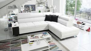 Brand New Corner Sofa Bed With Storage Morena VII