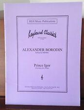 Keyboard Classics Alexander Borodin  Prince Igor Overture for Piano