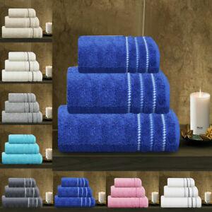 Premium Quality Egyptian Cotton Hand & Face & Bath Towels & Bath sheet 600Gsm