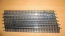 JOUEF - 6 rails droits acier -  train électrique -