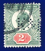 1911 SG290 2d Deep Dull Green & Red M13(1) Good Used CV-FU £22 auxc