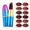 24Farben Matte Lippenstift Wasserdicht langlebig pigmentierter Lipgloss