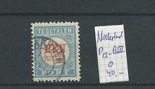 "PORT P12 B-III ""ARNHEM 1893"" VFU/gebruikt CV 40 €"