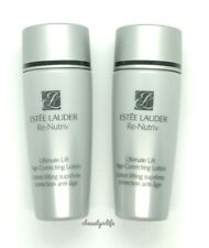 2 x Estee Lauder Re-Nutriv Ultimate Lift Age Correcting Lotion 1oz New No Box