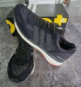Adidas adizero adios 3 boost running shoes trainers size UK 7